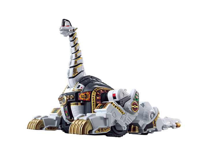 Mighty Morphin Power Rangers Super Mini-Pla Titanus