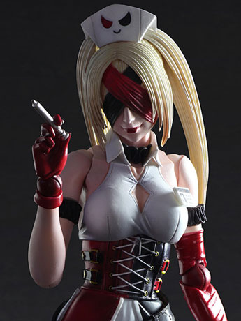 New Play Arts Kai - Harley Quinn & More