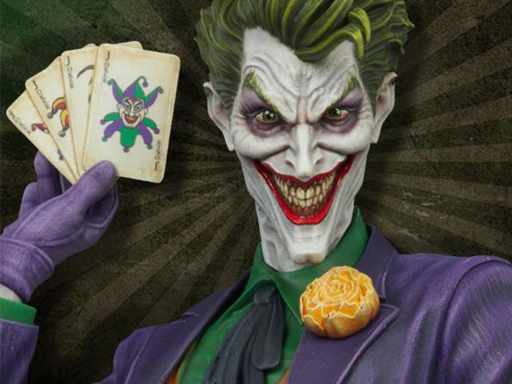 New Tweeterhead - Joker, Bud & Lou, Harley, Supergirl & More!