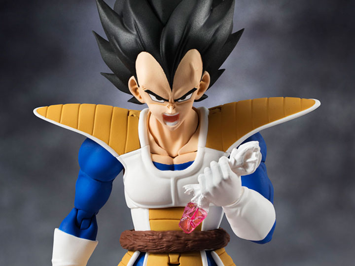Dragon Ball Z S.H.Figuarts Vegeta