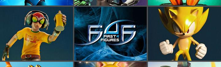 First 4 Figures: Video Game Statues