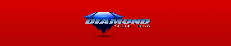Diamond Select Toys Toys, Action Figures, Statues, Collectibles, and More!