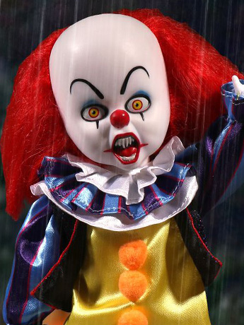 Stephen King's It Pennywise Figures