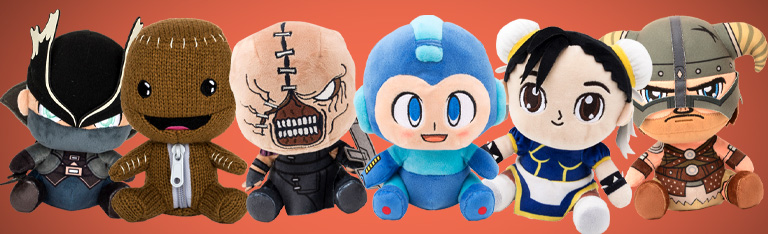 Stubbins: Video Game Plush