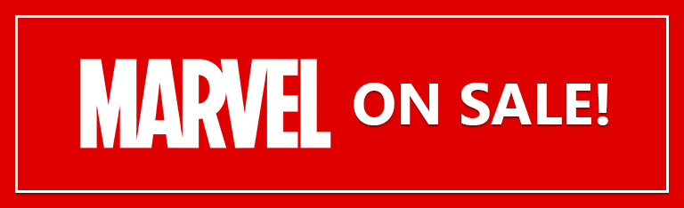 Marvel On Sale!