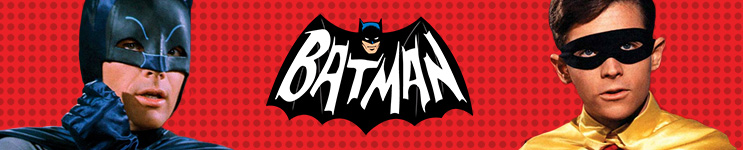 Batman (1966 Classic Television) Toys, Action Figures, Statues, Collectibles, and More!