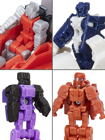 Titan Master Wave 04 & More New Transformers
