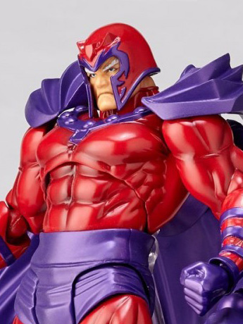 Marvel Revoltech - Magneto & More