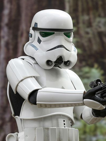 Hot Toys Star Wars Stormtrooper 1/6 Scale Figure