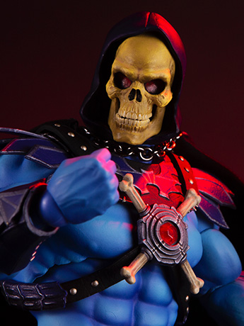 Masters of the Universe Skeletor 1/6 Scale Figure
