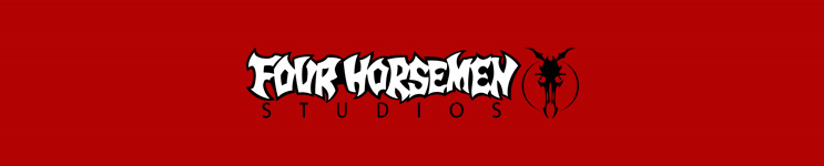 Four Horsemen Toys, Action Figures, Statues, Collectibles, and More!