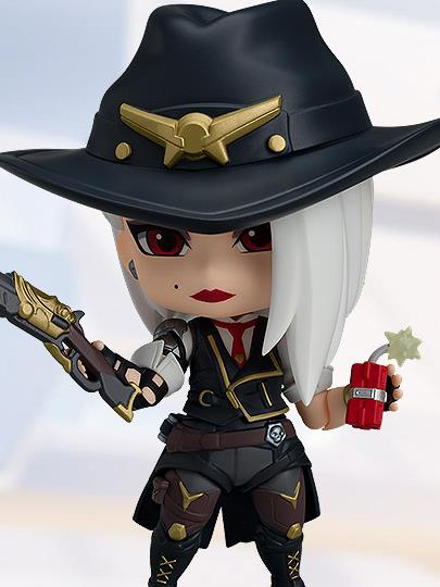 Overwatch Nendoroid No.1167 Ashe (Classic Skin Edition)