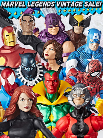 Marvel Legends Vintage Sale! Wave 1 & 2
