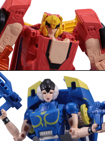 Street Fighter II x Transformers
