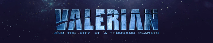 Valerian and the City of a Thousand Planets Toys, Action Figures, Statues, Collectibles, and More!