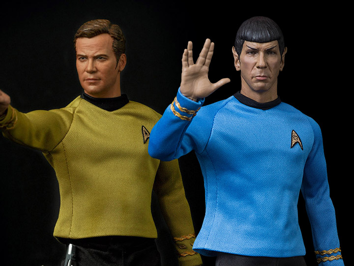 Star Trek 1/6 Scale Figures