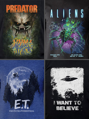 Horror & Movie T-Shirts