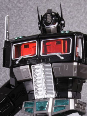 Transformers Masterpiece MP-10B Black Convoy & More