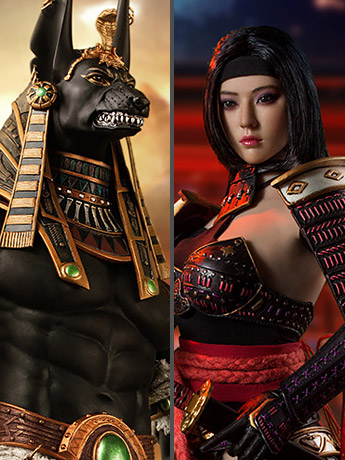 TBLeague: Anubis & Phantom Killer 1/6 Scale Figure