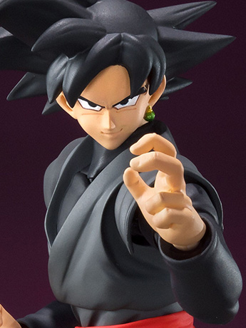 New Dragon Ball Super S.H.Figuarts Goku Black & More!
