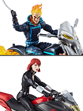 Ultimate & Ten Years Marvel Legends