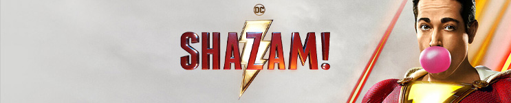 Shazam! (2019) Toys, Action Figures, Statues, Collectibles, and More!