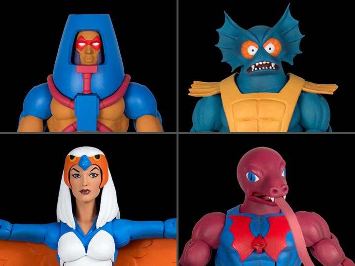 Masters of the Universe Classics - Wave 02 - Super 7