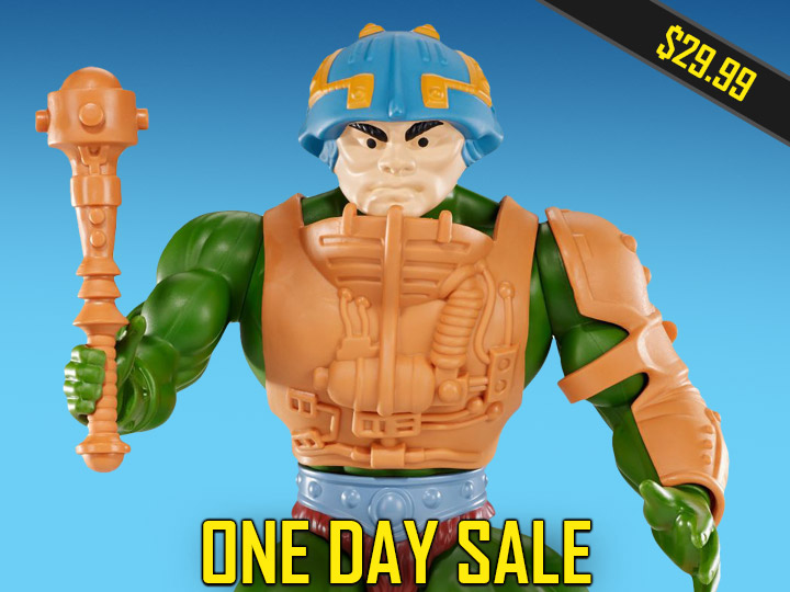 "Masters of the Universe Giant Man-At-Arms 12"" Figure"