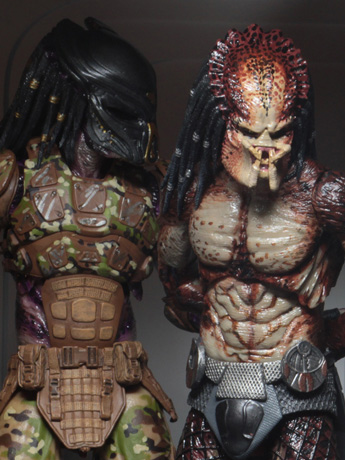 The Predator Ultimate Fugitive Predator (Lab Escape) & Emissary #2 Concept