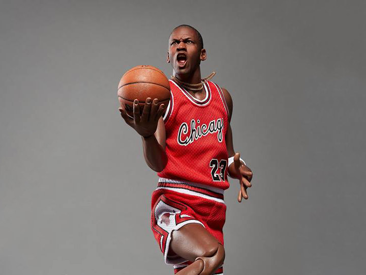 Enterbay NBA Real Masterpiece Michael Jordan (Rookie Edition) 1/6 Scale Figure & More