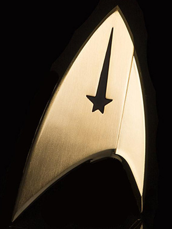 Star Trek Insignia Badges