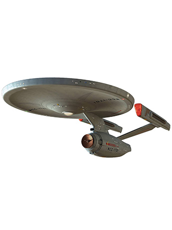 New Eaglemoss: Star Trek, DC, Marvel, Doctor Who & More