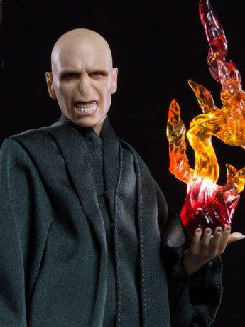 Voldemort 1/8 Scale & More Harry Potter