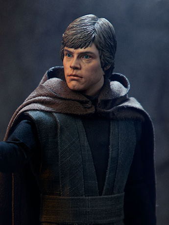 Luke Skywalker 1/6 Scale Figures