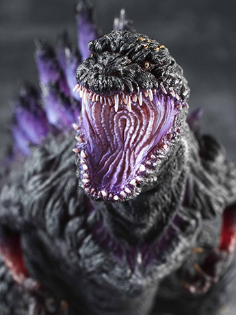 New Exclusives - Godzilla & Much More