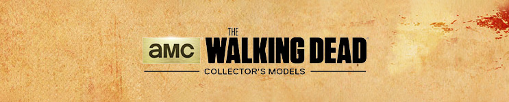 The Walking Dead Collector's Models Toys, Action Figures, Statues, Collectibles, and More!
