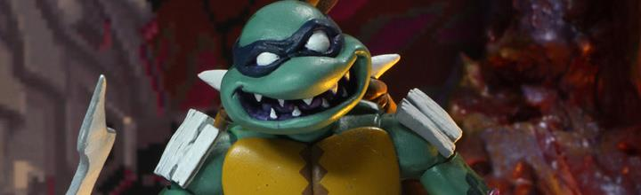 TMNT: Turtles in Time Slash