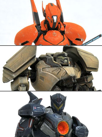 Pacific Rim - New Diamond Select, Bandai Japan & More!