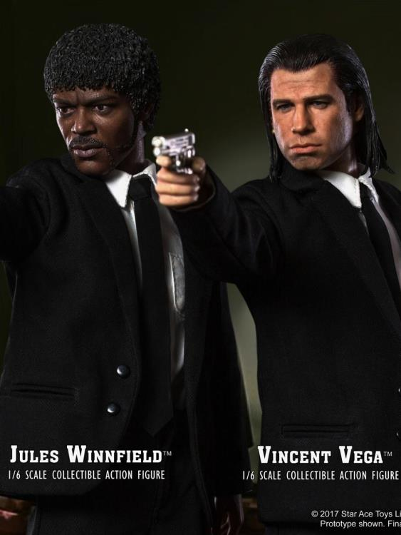 Pulp Fiction 1/6 Jules Winnfield & Vincent Vega