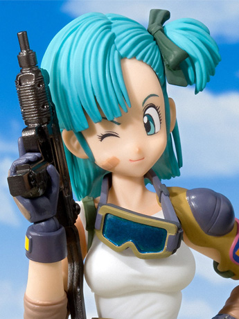 New Dragon Ball S.H.Figuarts Bulma & More!