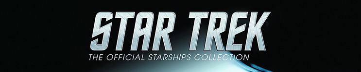 Star Trek: The Official Starships Collection Toys, Action Figures, Statues, Collectibles, and More!