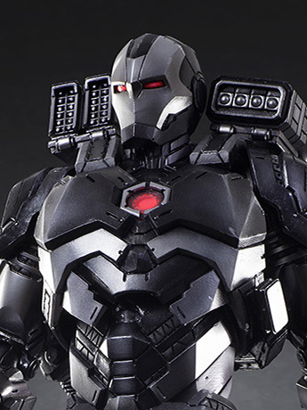 New Square Enix Play Arts Kai - War Machine & More