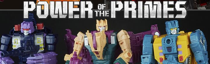 New Hasbro Power of the Primes