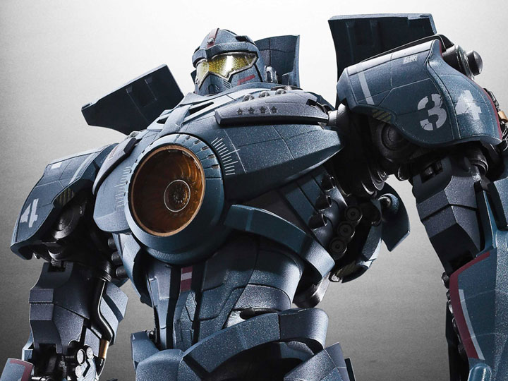 Soul of Chogokin GX-77 Pacific Rim Uprising Gipsy Danger & More New Figures