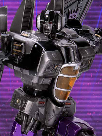 Transformers: Legacy Of Cybertron Skywarp LE Statue