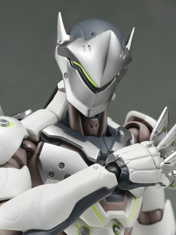 New Overwatch figma No.373 Genji & More!
