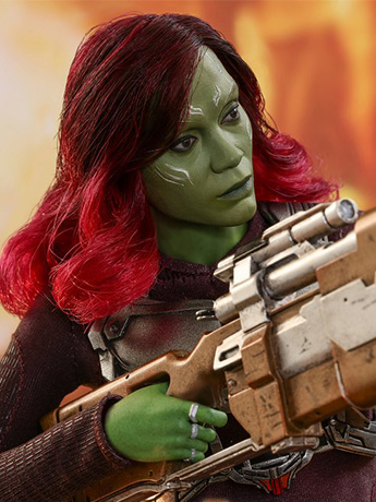 Hot Toys 1/6 - New Pre-orders - Gamora & Much More