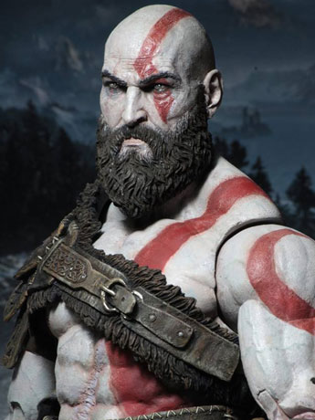 God of War - NECA Kratos