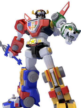 Voltron: Defender of the Universe Super Mini-Pla Voltron