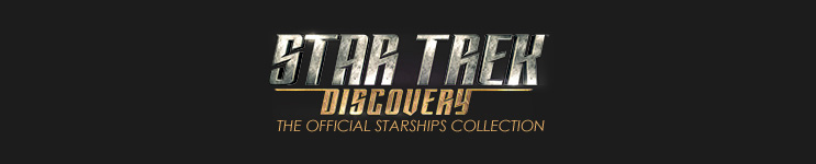 Star Trek: Discovery The Official Starships Collection Toys, Action Figures, Statues, Collectibles, and More!